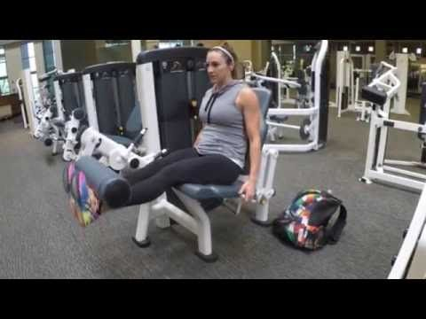 5 week bump this workout day 9 legs  fitness food diva