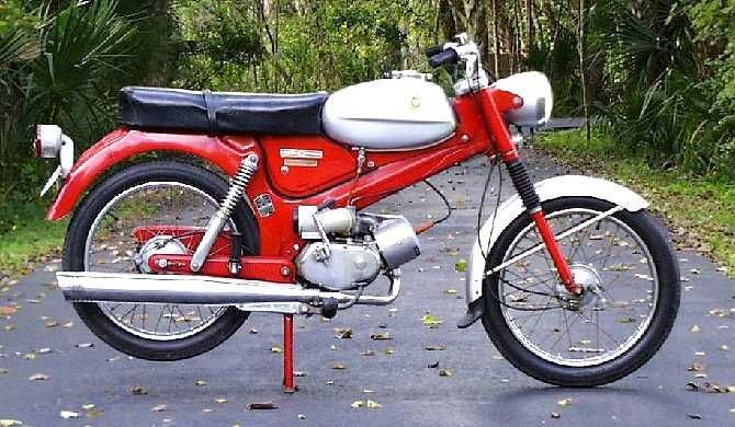 Sears Craftsman Motorcycle : Sears allstate motorcycles scooters and mopeds bikes