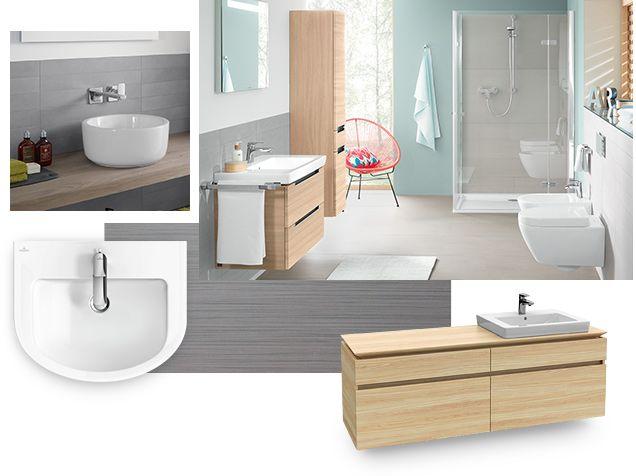 Trendy bathrooms create a \u0027wow\u0027 factor with their creative