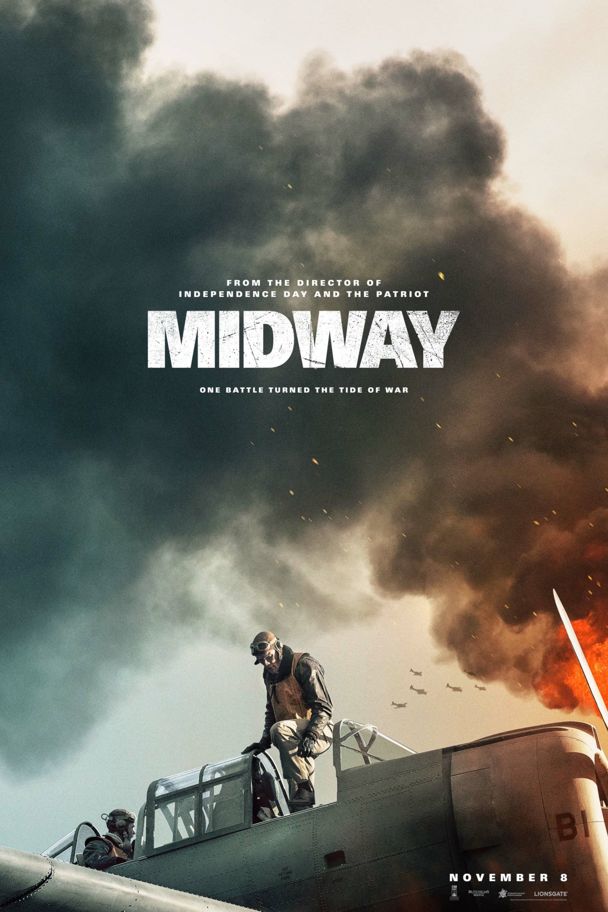 Midway Movieswar Movieshistory Moviesaction The Story Of The