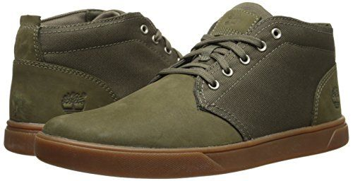 Groveton Snow Leather Fabric Boot Men's Chukka Timberland LzSVpUjqMG
