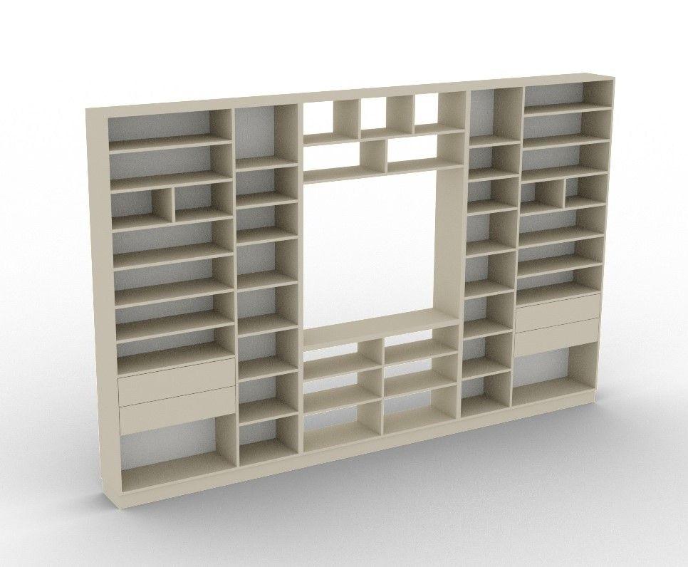 Voici un meuble design configuré par un de nos clients sur notre - creer une porte coulissante