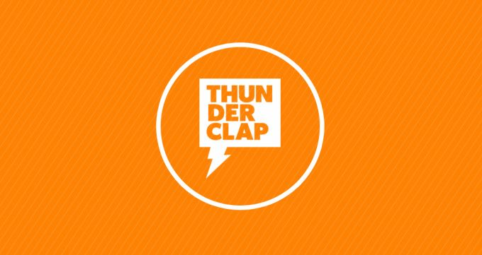 add 200,000 follower reach to your Thunderclap campaign by zsolt72
