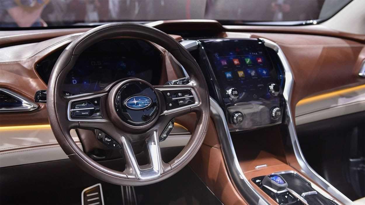 2019 2020 Crossover Subaru Ascent So Far With The Prefix Concept Subaru Tribeca Subaru Car Design