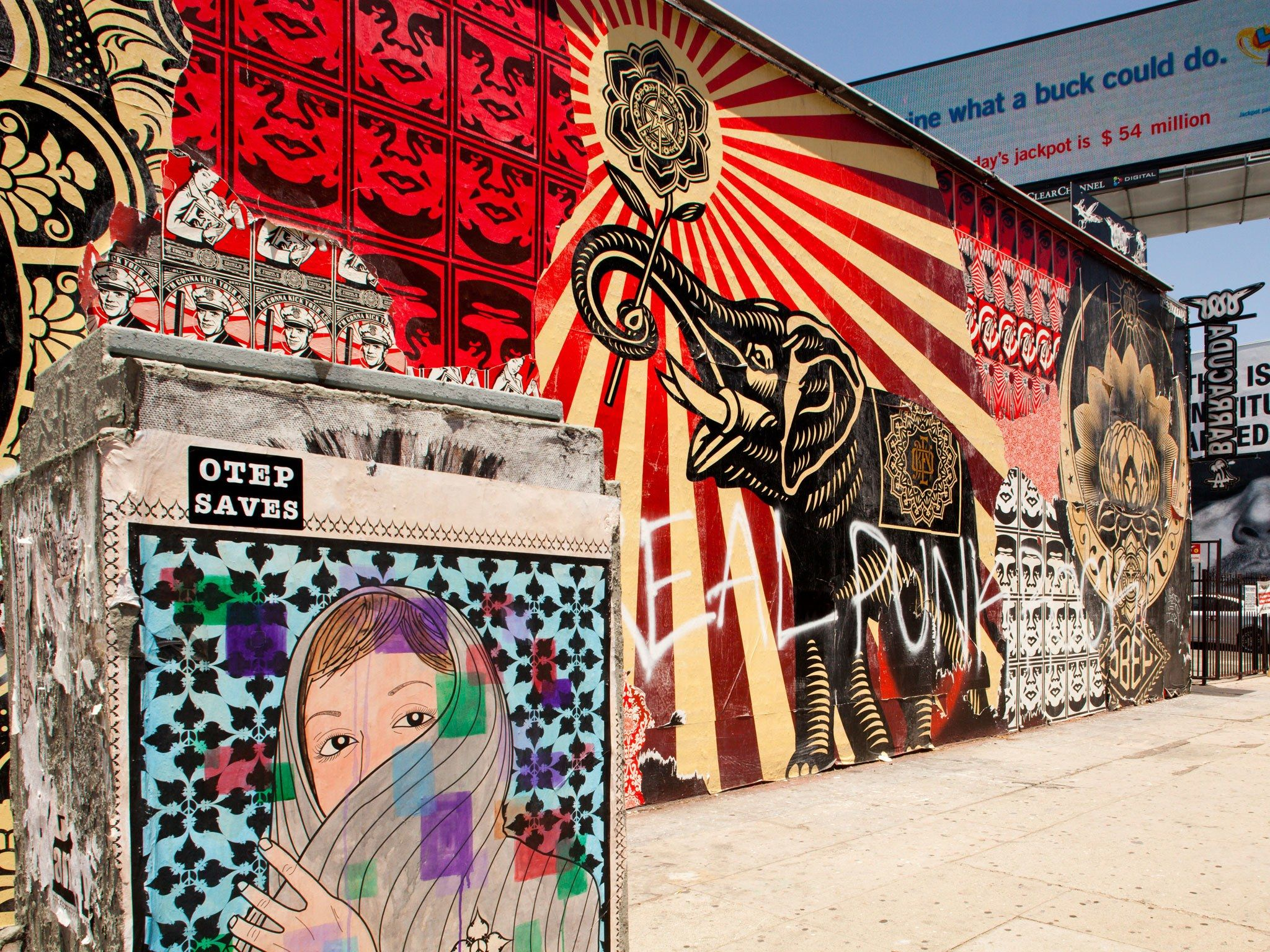The Worlds Best Cities For Street Art Names Home And David Choe - Best contemporary museums in us