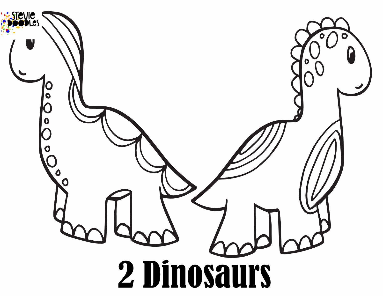 Dinosaur Numbers Free Numbers 1 10 Printable Dinosaur Coloring Pages Stevie Doo Dinosaur Coloring Pages Kindergarten Coloring Pages Animal Coloring Pages