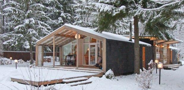 Tiny Houses 6 schicke MiniHäuser für unter 45.000 Euro