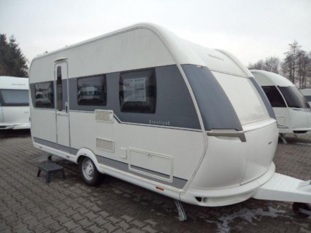 Hobby Excellent 455 UF Nr. 24, Wohnwagen/mobile Wohnwagen