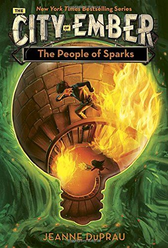The People Of Sparks The City Of Ember Book 2 By Jeanne Duprau 0375828257 9780375828256 In 2020 City Of Ember City Of Ember Book Book Series For Boys
