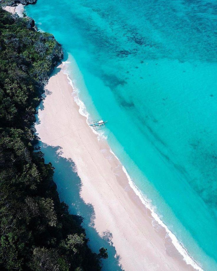 Puka Beach Boracay Philippines