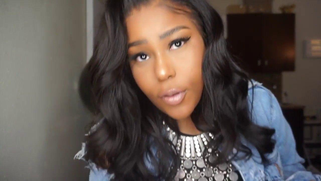 Wow ebony wigs