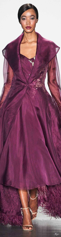 Fall 2019 RTW Pamella Roland Fashion, Pamella roland