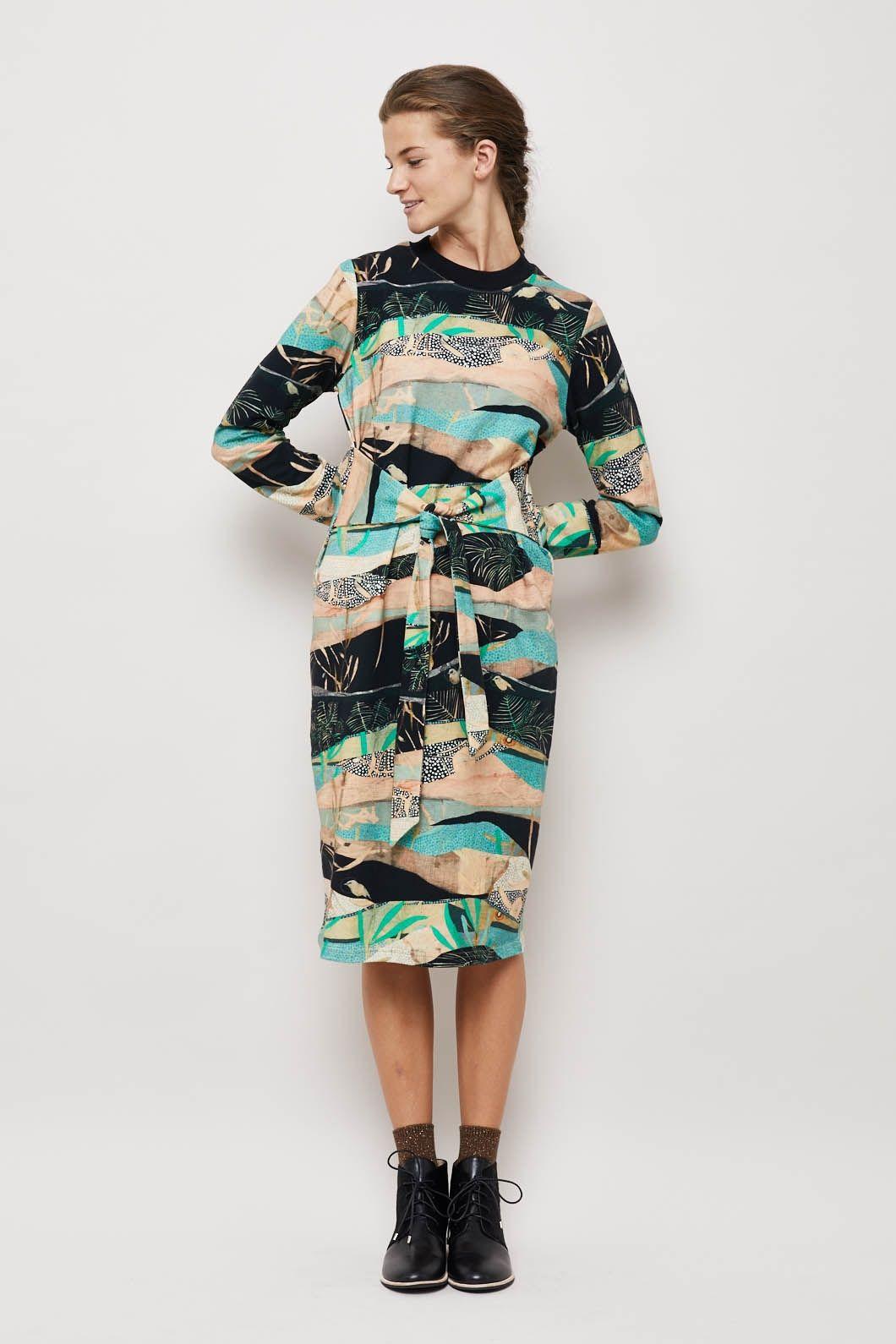 cb90270cc8 Gorman - Auguries of Innocence dress - Dana Kinter - A/W17 | Sew z ...
