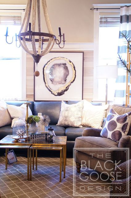 Finding the perfect piece of art for your space is not an easy task! Let our designers at The Black Goose Design point you in the right direction. We love this geode art! Click here to see more of our favorite pieces of art right now!