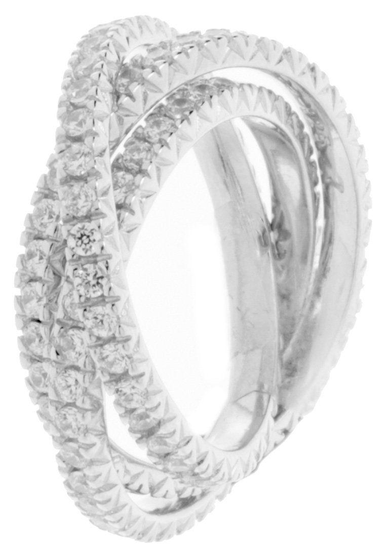 Ring Silberfarben Zalando Weddings Pinterest Fancy Ring