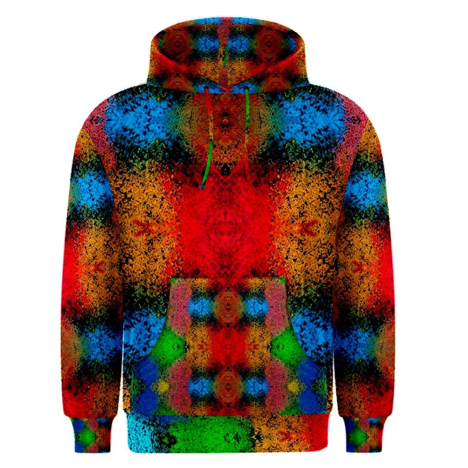 Colorful Goa Painting Men's Pullover Hoodies | Unique Hoodies and ...