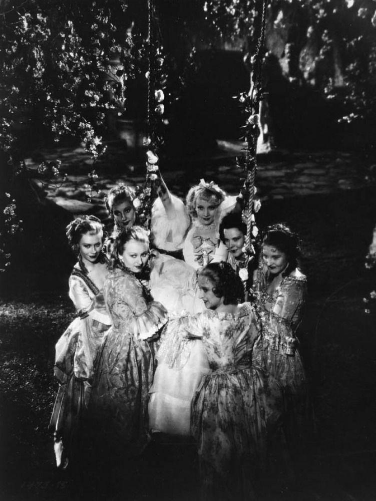 The Scarlett Empress by Josef Von Sternberg (1934)