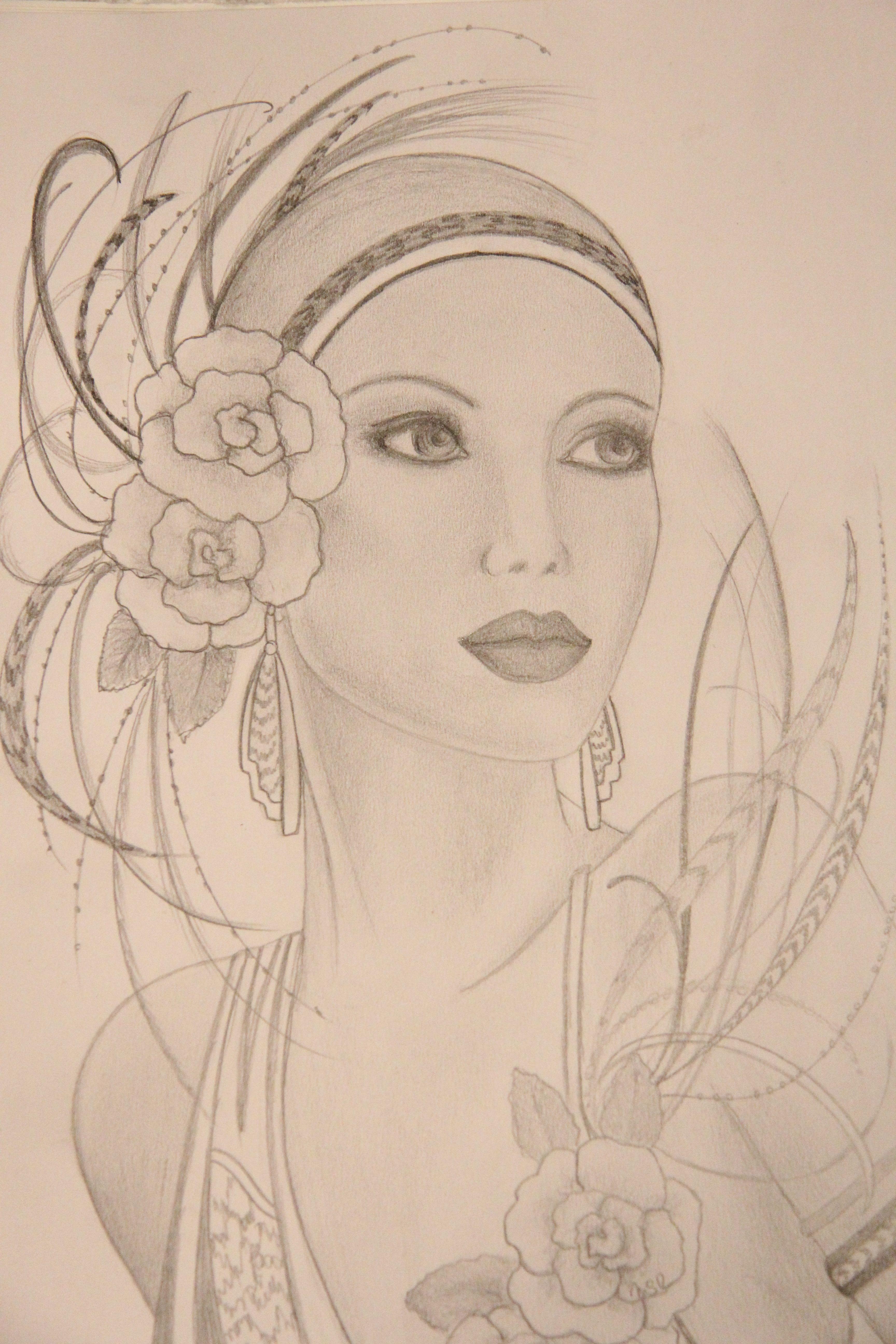 Deco Jugendstil i nouveau modernism deco jugendstil my pencil