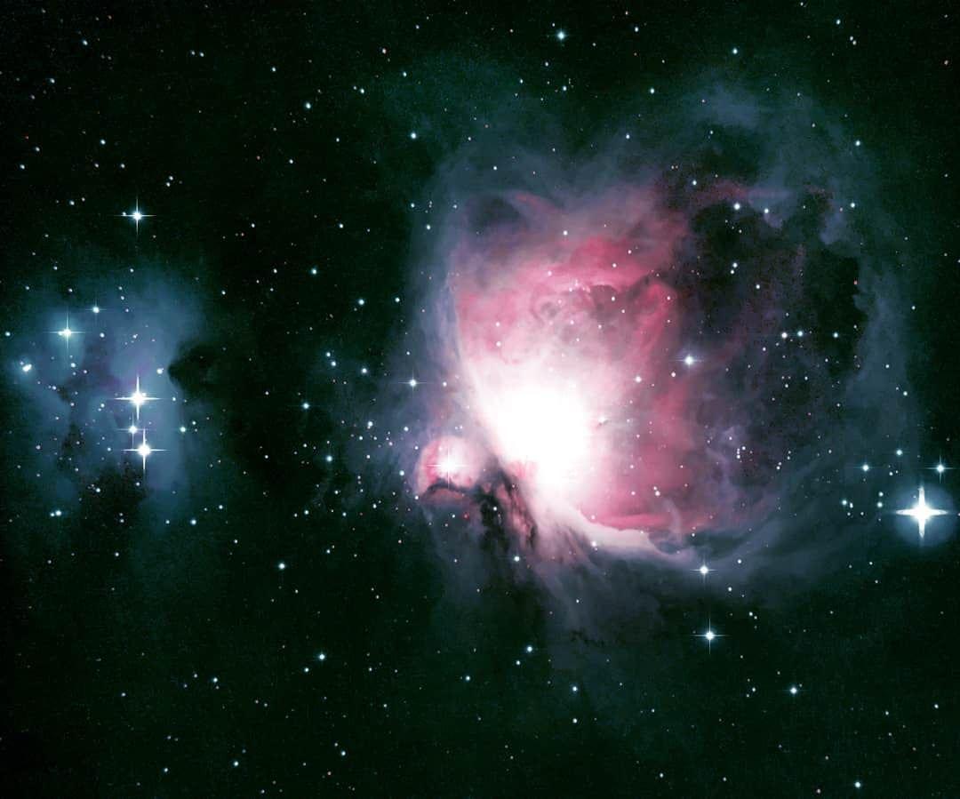 orion nebula naked eye - HD1080×899