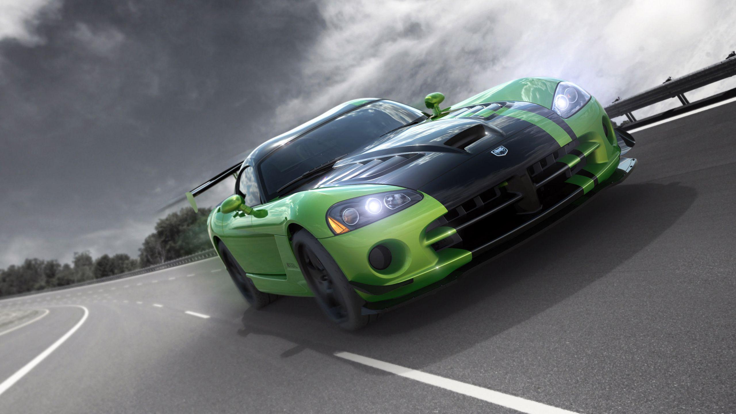 Dodge viper gts r wallpaper