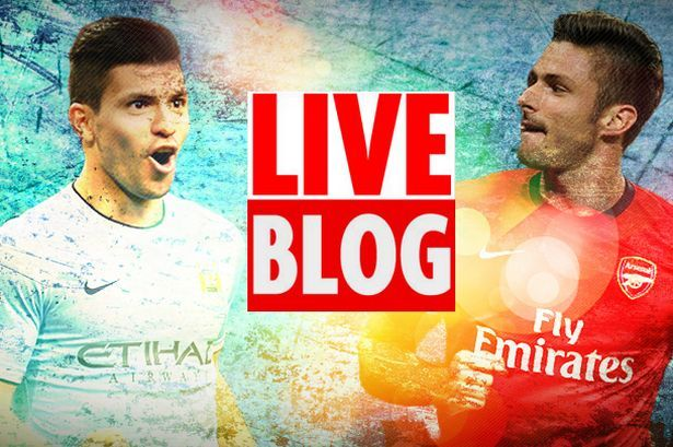 Manchester City Vs Arsenal Head to Head, Live Streaming of ...