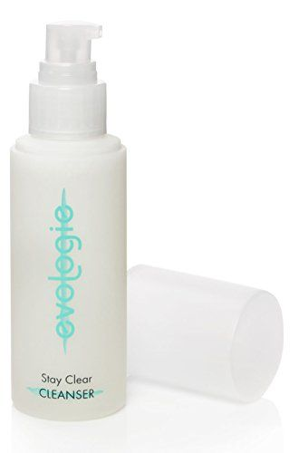 Evologie Stay Clear Face Cleanser Nondrying Facial Cleanser That