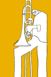 More Jazz Graphics from Takao Fujioka...