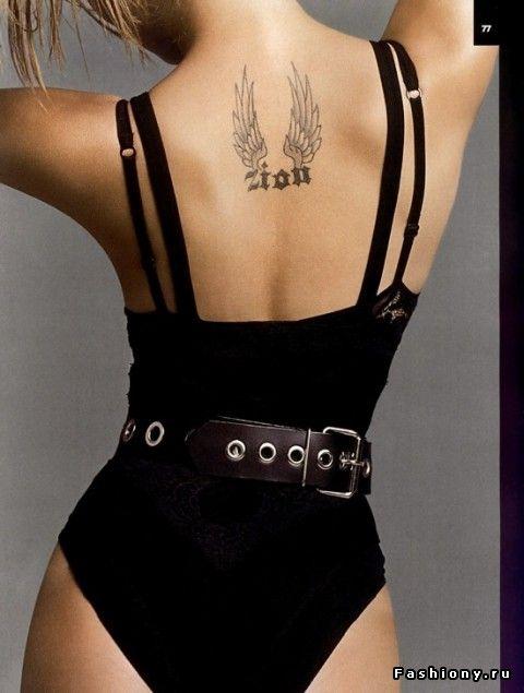 Татуировки моделей работа для моделей беларусь