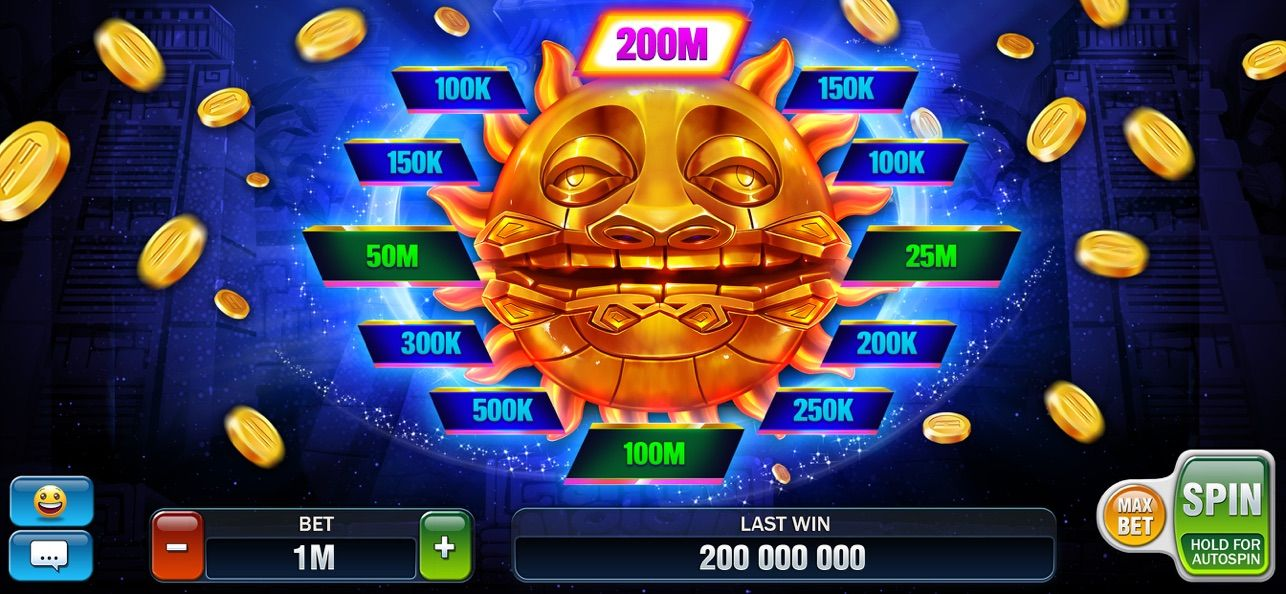 huuuge casino slots level 200