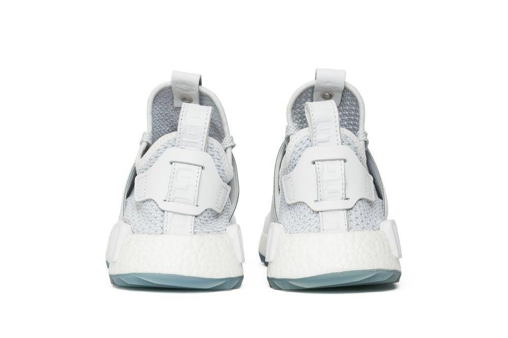 quality design 7c5bc 1c924 Adidas CONSORTIUM NMD XR1 Primeknit CELESTIAL BlancheBlanche-Ice Bleu   superstarvente.fr