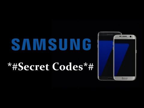 Codes samsung pdf secret