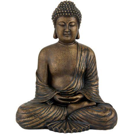 12 Japanese Meditating Buddha Statue #buddhadecor