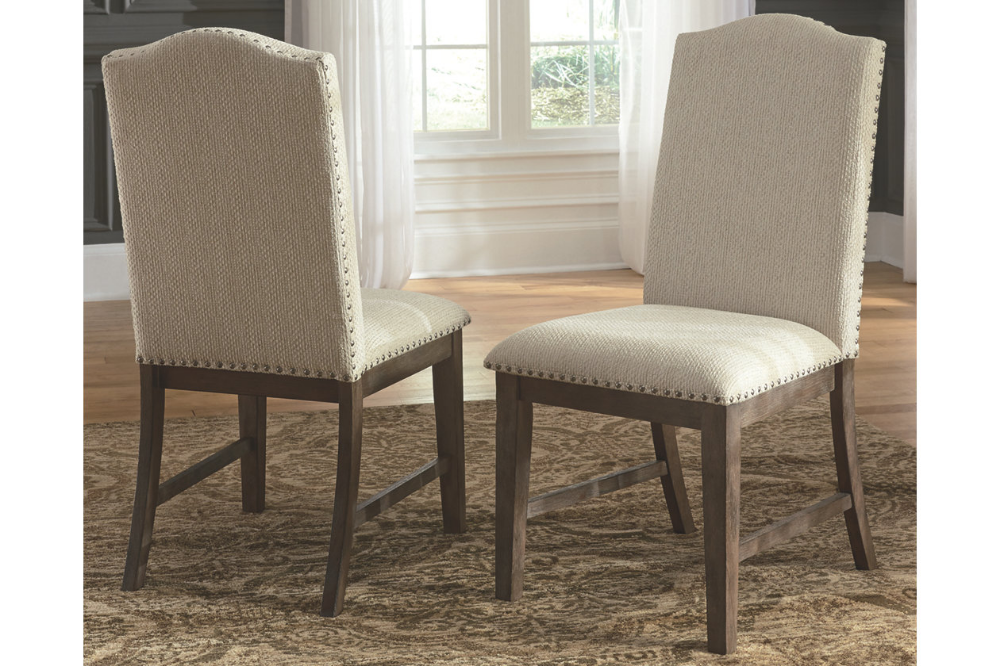 Johnelle Dining Room Chair Ashley Furniture Homestore Dining