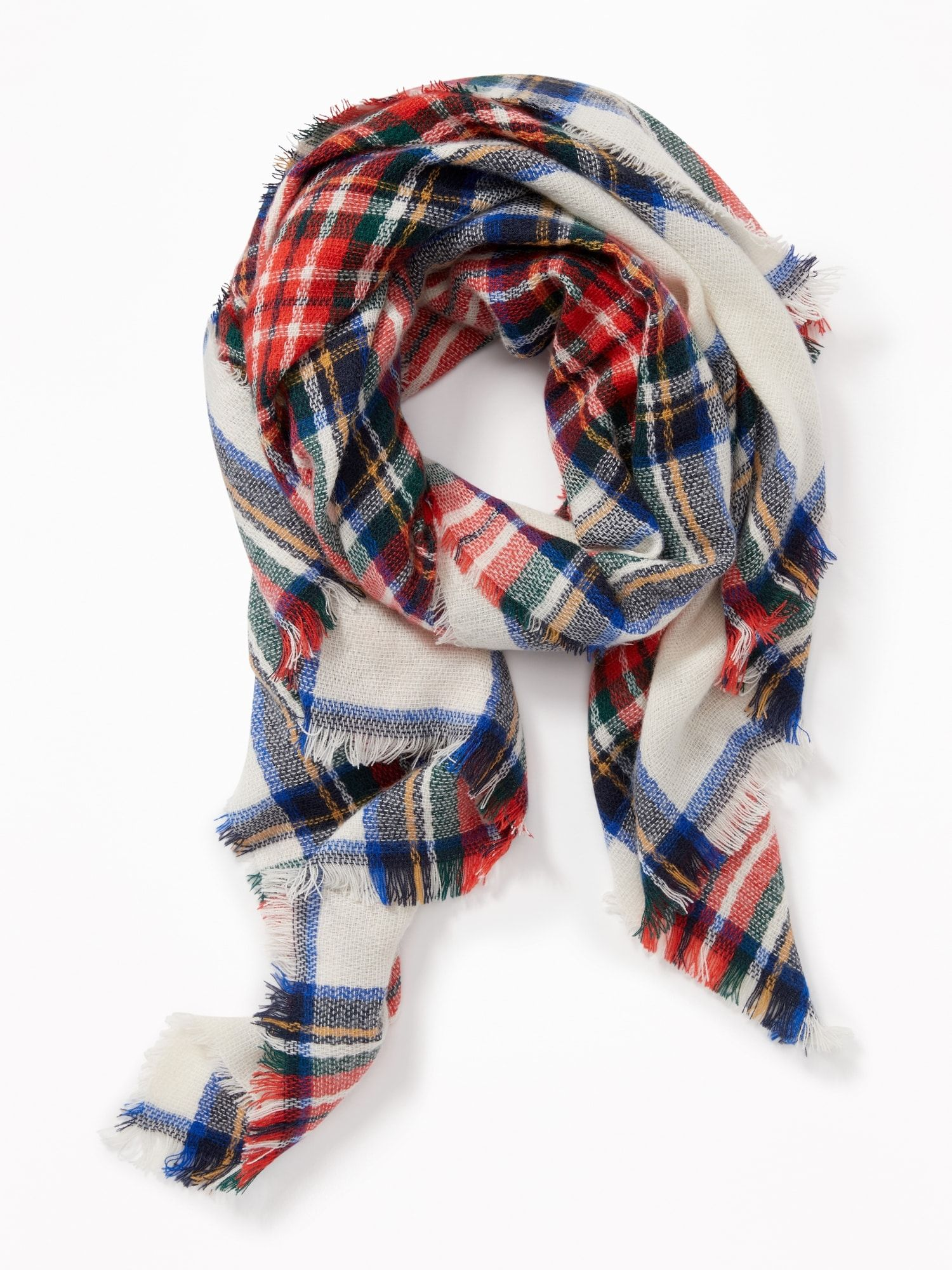 Flannel Blanket Scarf For Women Old Navy Womens Scarves