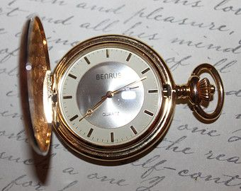 Pocket Watch On Etsy A Global Handmade And Vintage Marketplace