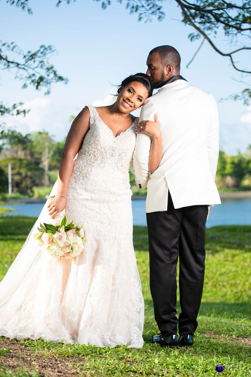 Interested In Getting Married In Trinidad Tobago We Ve Found The Perfect Spot Just For You Ch Unique Wedding Hairstyles Wedding Gown Styles Beautiful Bride