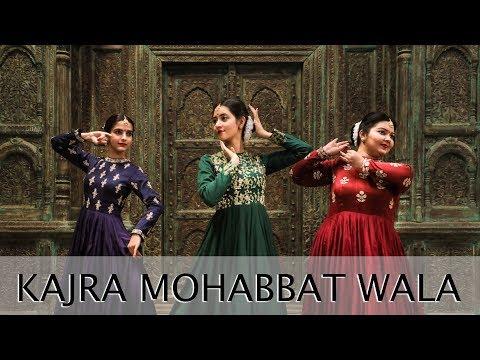 Kajra Mohabbat Wala Sachet Tandon Kathak Dance Cover Vishaka Saraf Choreography Youtube In 2020 Kathak Dance Choreography Dance