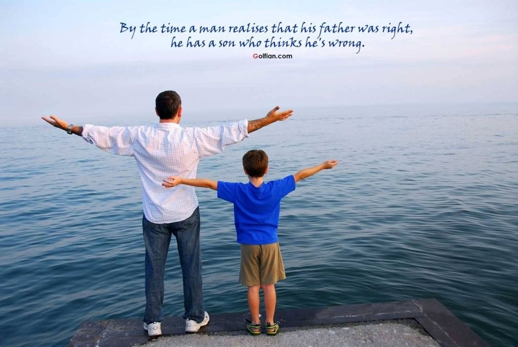 Father And Son Quotes 60 Loving Father Son Quotes Images ...