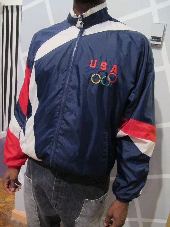 Vintage Starter Jacket Large