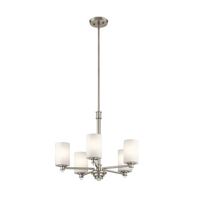 Shop kichler lighting 43923 joelson chandelier at lowes canada find our selection of chandeliers at the lowest price guaranteed with price match off