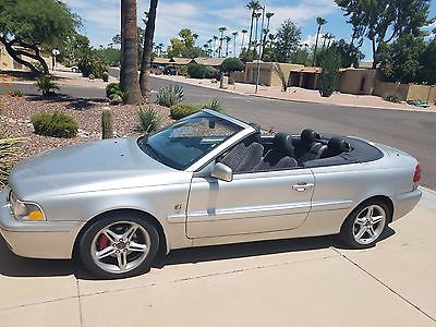 2001 Volvo C70 Convertible Volvo C70 Turbo Convertible 2001