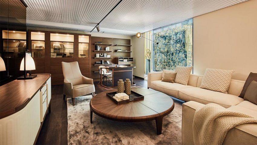 Herrliche Projekte Von Böhmler - moderne luxus wohnzimmer