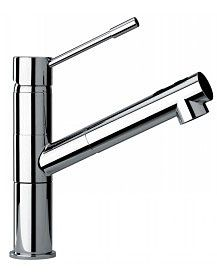 297 08 Modern Single Lever Handle One Hole Kitchen Faucet 25568