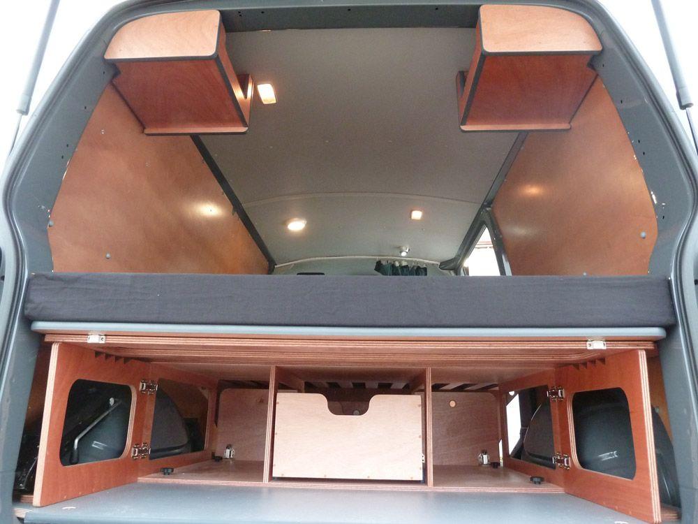 Fabuleux Kit West sur VW T5 et T6 Long. Van Mania vous propose 4 kits d  JB78