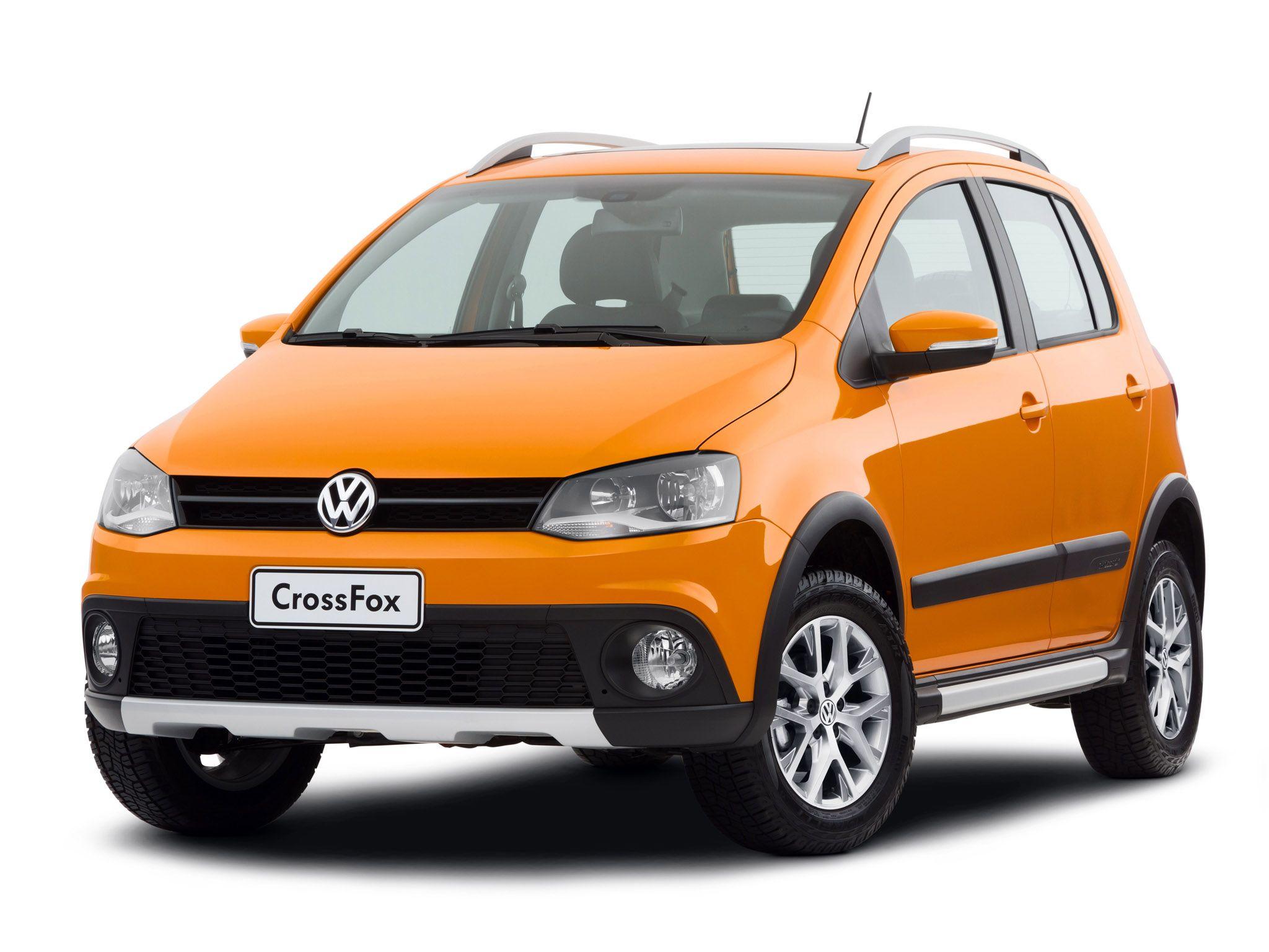 Volkswagen Crossfox Orange Jpg Volkswagen Autos