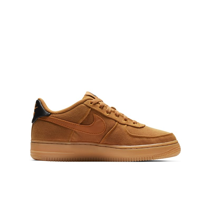 new concept 00547 df134 Nike Air Force 1 LV8 Style Older Kids Shoe - Brown