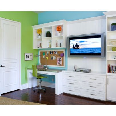 Rumpus room wall unit renovations pinterest room walls and playrooms - Kids rumpus room ideas ...
