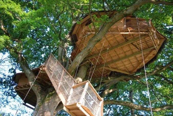 La Grand Noe Treehouses @ Dreanie
