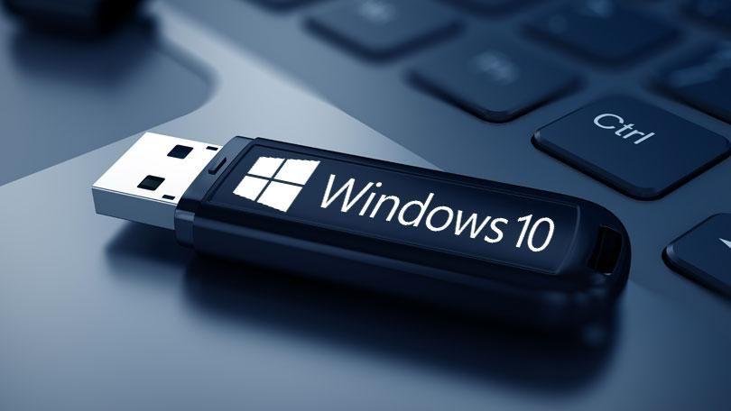 How To Run Windows 10 From A Usb Drive Usb Drive Usb Desktop Computers