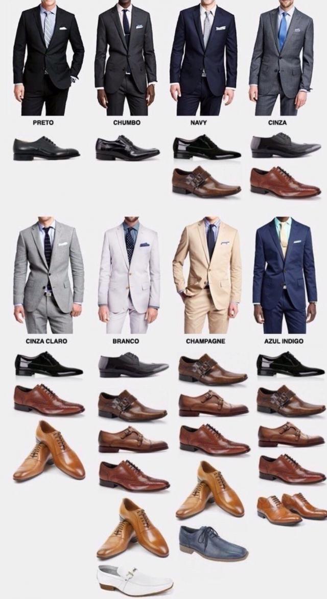 9aca08841 8 pautas de estilo para vestir de traje